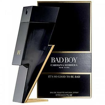 Carolina Herrera Bad Boy Eau de toilette spray 50 ml