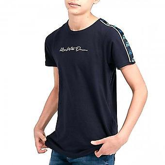 Kings Will Dream Junior Maddiston Navy T-shirt J341