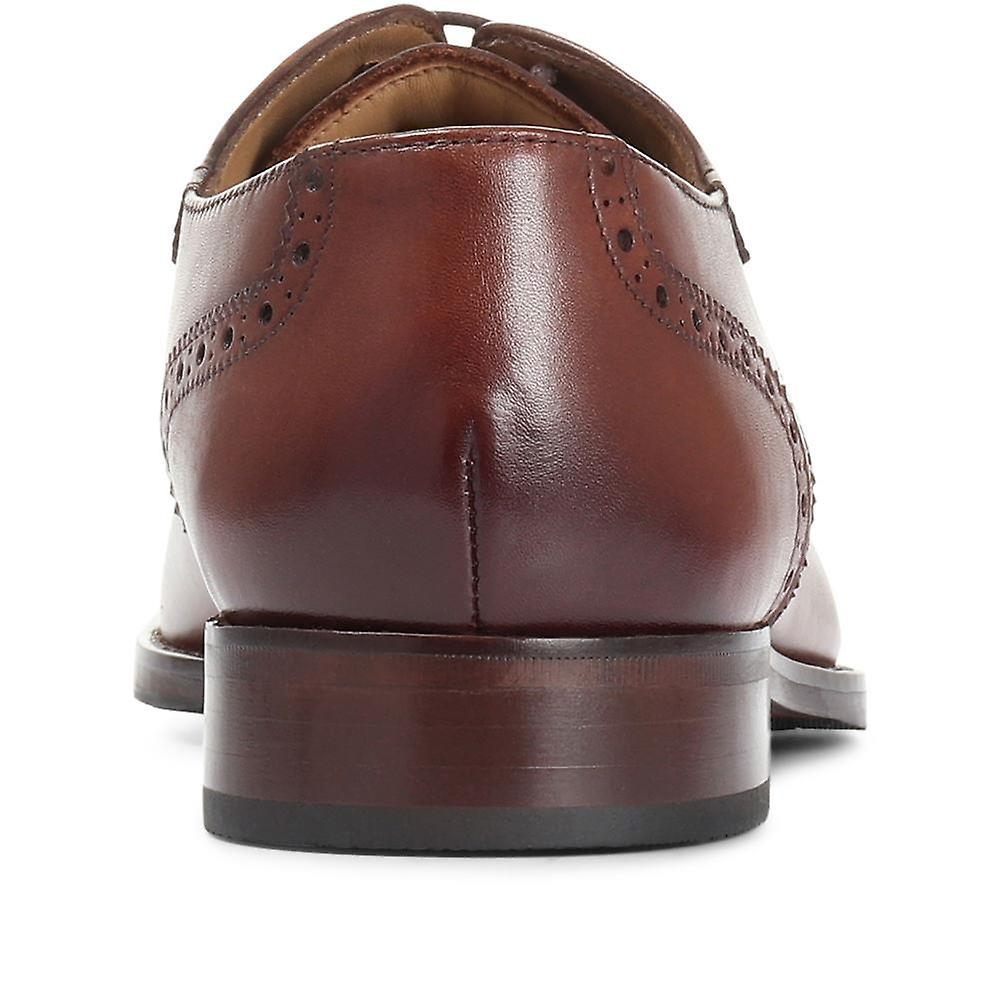 Jones Bootmaker Leather Derby Wing-Tip Brogue PPci30