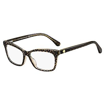 Kate Spade Cardea FL4 Crystal Brown Glasses