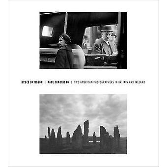 Bruce Davidson / Paul Caponigro - Kaksi amerikkalaista valokuvaajaa Britanniassa