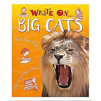 Write On - Big Cats von Clare Hibbert - 9781445150079 Buchen