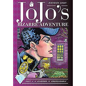 JoJo's Bizarre Adventure - Parte 4-- Diamond Is Unbreakable - Vol. 2 by