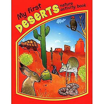 My First Deserts Nature Activity Book (Nature Activity Books)