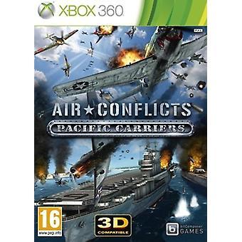 Air conflicten Pacific carriers (Xbox 360)-nieuw