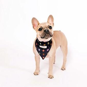 تشارلي الكلب باندانا -- النبيذ متعدد البقع
