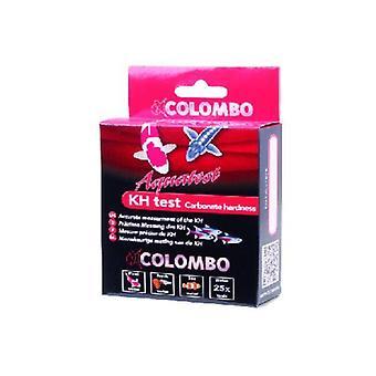 Colombo vijver KH test kit