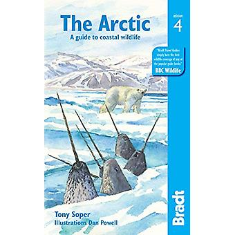 Arctic - A guide to coastal wildlife by Tony Soper - 9781784776435 Book