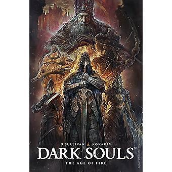 Dark Souls - The Age of Fire by Ryan O'Sullivan - 9781787731752 Book