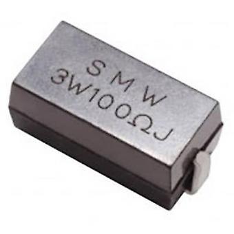 TyOhm SMW 2W 22R F T/R Weerstandsdraad 22 Ω SMD 2 W 1 % 1 pc(s)