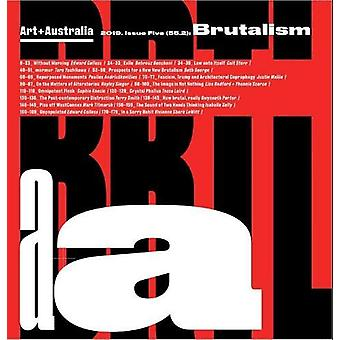 Art + Australia Issue Five (55. 2) - Brutalism by  -Edward Colless - 9