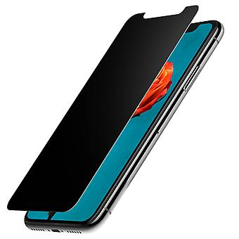 iPhone X / XS anti-spy Tempered Glass Protection LifeGlass guaranteed