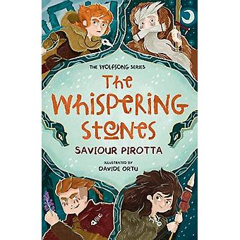 The Whispering Stones by Saviour Pirotta - 9781848864610 Book