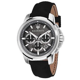 Maserati R8871621006 Successo Kronograf Kvarts Män & apos;
