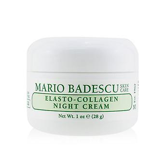 Mario Badescu Elasto-kollagen natcreme - til tør / følsomme hud typer 29ml/1 ounce