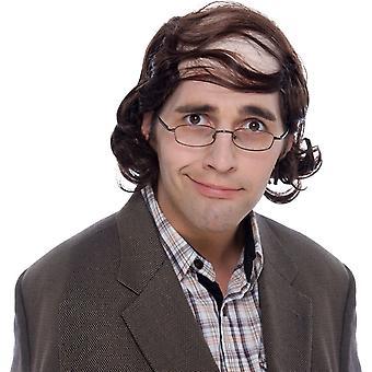 Nice Wig Mullet Professor Brown