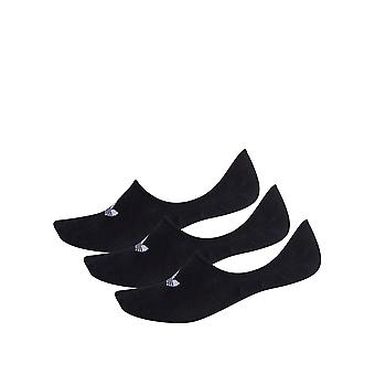 Adidas Originals Unisex No-Show Socks 3-Pack
