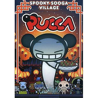 Pucca - Spooky Sooga dorp [DVD] USA importeren