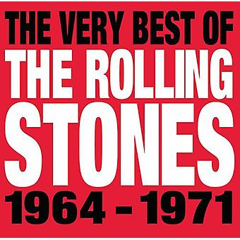Rolling Stones - beste Rolling Stones 1964-1971 [DVD] USA import