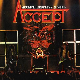 Accept - Restless & Wild [CD] USA importeren