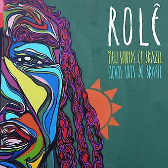 Various Artists - Role: New Sounds of Brazil [CD] USA import