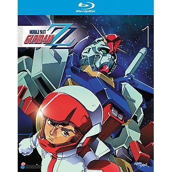 Mobile Suit Gundam Zz Collection 1 [Blu-ray] USA import