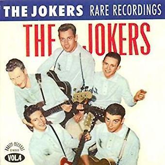 Jokers - Best of the Jokers Vol. 4 [CD] USA import