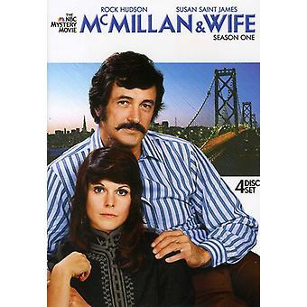 McMillan & Wife S.1 [DVD] USA import