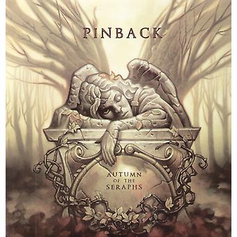 Importation de Pinback - automne de le Seraphs [Vinyl] é.-u.