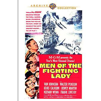 Men of the Fighting Lady [DVD] USA import
