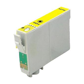 RudyTwos Replacement for Epson TeddyBear Ink Cartridge Yellow Compatible with DX4850, DX4850 Plus