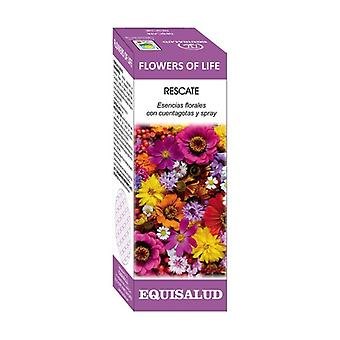 Flower of Life Rescue 15 ml kukka eliksiiri