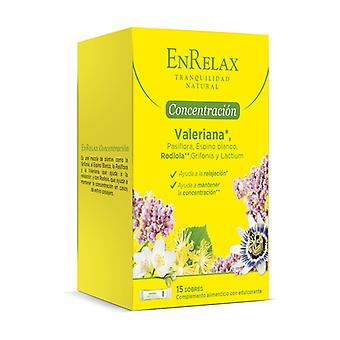 Enrelax Concentration 15 packets
