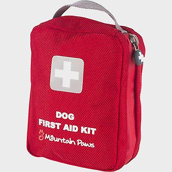 New Mountain Paws Dog First Aid Kit Natural