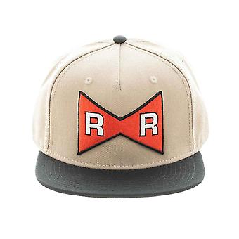 Dragon Ball Z Baseball Cap Core OTP Rarmy Logo new Official Beige Snapback