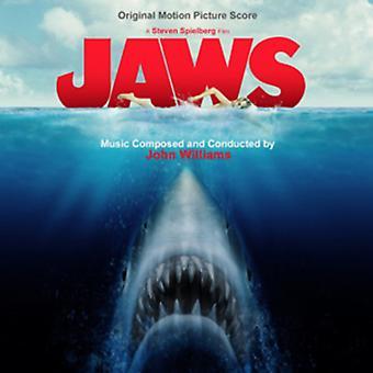 John Williams - Jaws Soundtrack (LP) [Vinyl] USA import