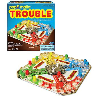 Games - Winning Move - Classic Trouble New 1176