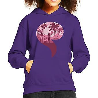 Kari Kamiya Digimon Kid's Hooded Sweatshirt