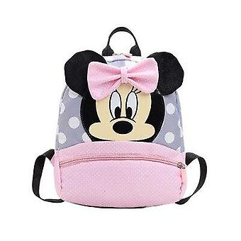 Kindergarten Schoolbag, Mickey Mouse Cute Cartoon Travel Backpack
