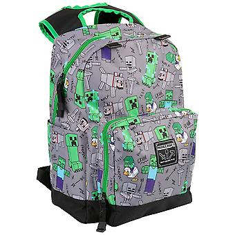 Minecraft, Backpack - Overworld All Over