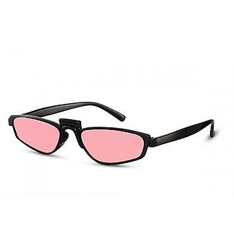 نظارات شمسية المرأة Cat.3 الأسود / الأحمر (CWI2265)