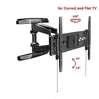 "Tilting And Fixing Plasma Tv Stand - Bracket Holder Fit For 26""-65"" Tv Max"