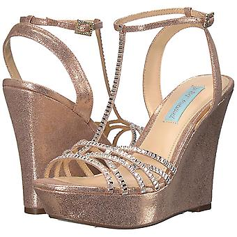 Blue by Betsey Johnson Naiset&s Sb-Ember Wedge Sandaali
