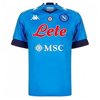 2020-2021 Napoli Home Shirt
