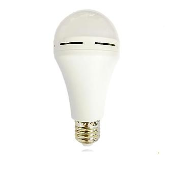 Led Smart Bulb And  Led Emergency Light, With  Rechargeable Battery