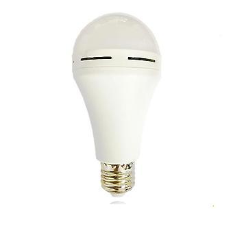 Ampoule intelligente dirigée et lumière de secours conduite, avec la batterie rechargeable