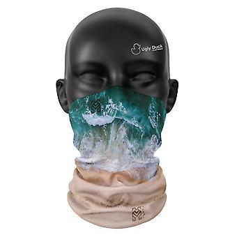 Surf Farben Snood Gesicht Maske Schal Neckerchief Kopf abdeckung Tube wärmer Buff