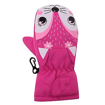 Nevica Kids Animal Mittens Gloves Winter Sports Baby