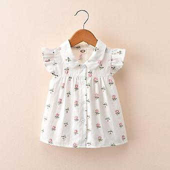 Baby Sleeveless Blouses, Summer Clothing