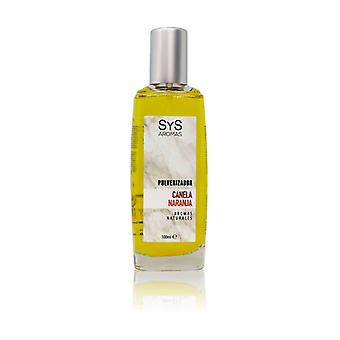 Natural Air Freshener (Orange Cinnamon) Spray 100 ml